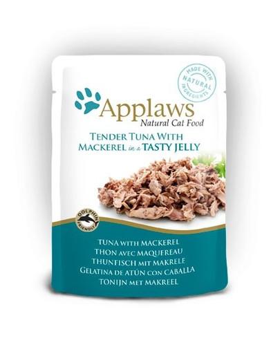 APPLAWS Tuna mit Mackerel 70 g