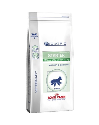 ROYAL CANIN VCN starter small dog 1.5 kg