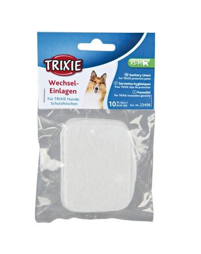 TRIXIE Wechseleinlagen für Schutzhöschen, L/XL 10 St.