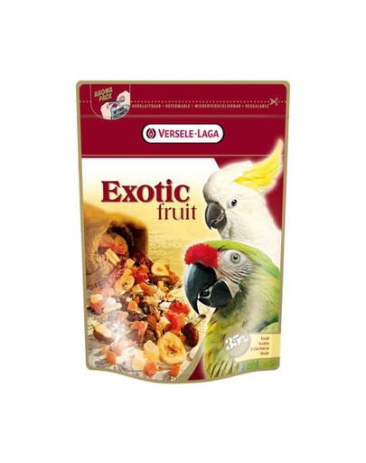 VERSELE-LAGA  Papageien Exotic Fruit Mix 600 g