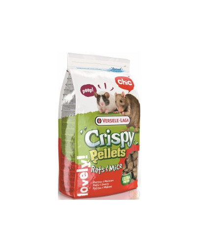 VERSELE-LAGA Crispy Pellets Rattenfutter & Mäusefutter 20kg 34615