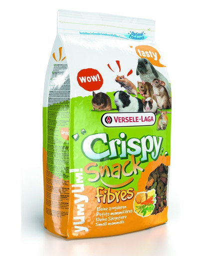 VERSELE-LAGA Crispy Snack Fibres 650 g