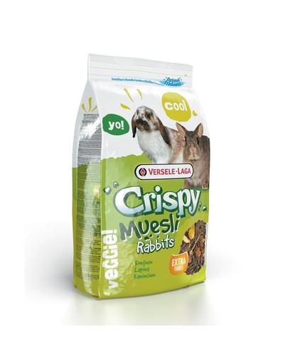 VERSELE-LAGA Prestige Crispy Muesli Rabbits 1kg
