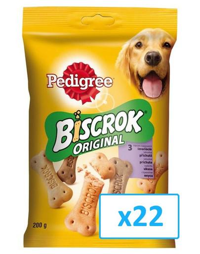 PEDIGREE Multi biscrok 200 g x22