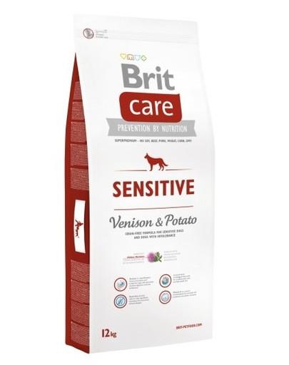 BRIT Care Dog  Grain Free Sensitive Venison & Potato 3kg