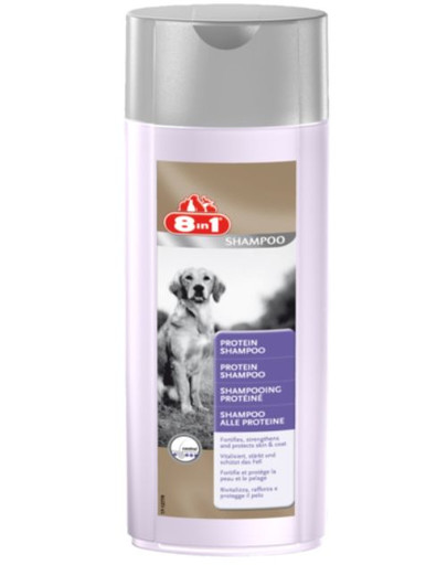 8in1 Protein Shampoo 250 ml 14429
