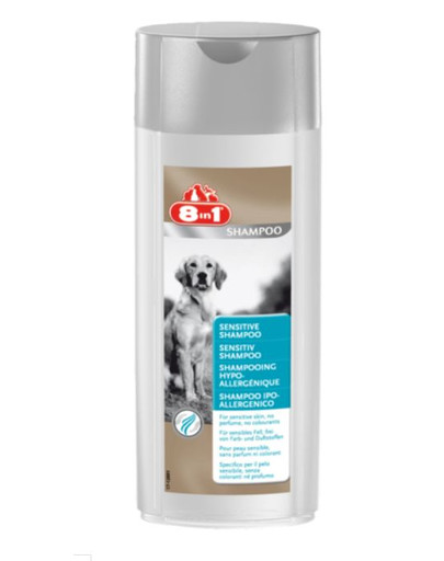 8in1 Sensitiv Shampoo 250 ml 14431