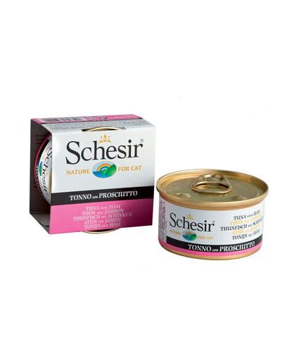 SCHESIR Thunfisch mit Schinken 85G 37347