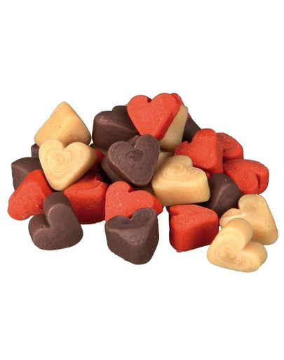 TRIXIE Mini Hearts 200g