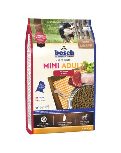 BOSCH Mini Adult Lamm & Reis 3 kg