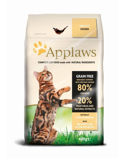 APPLAWS Cat Katze Adult Huhn  7,5 kg