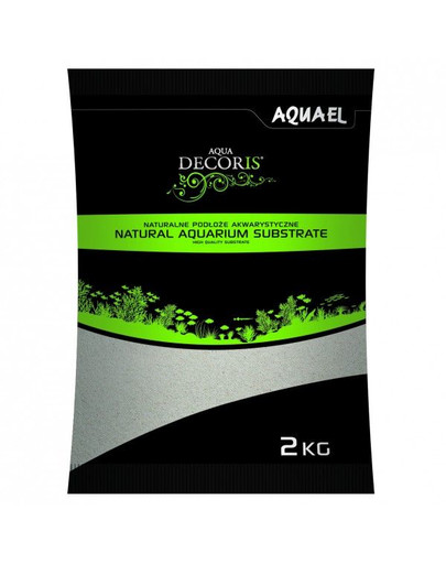 AQUAEL Quarzsand 0,1-0,3 mm - 2 kg 37570