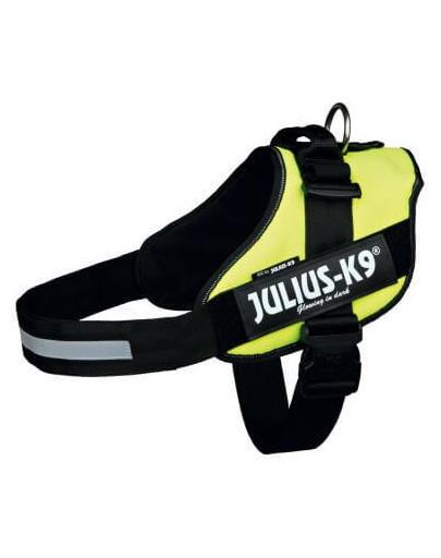 TRIXIE Hundegeschirr Julius-K9, Größe 1/L 63-85 cm Neongelb 38339
