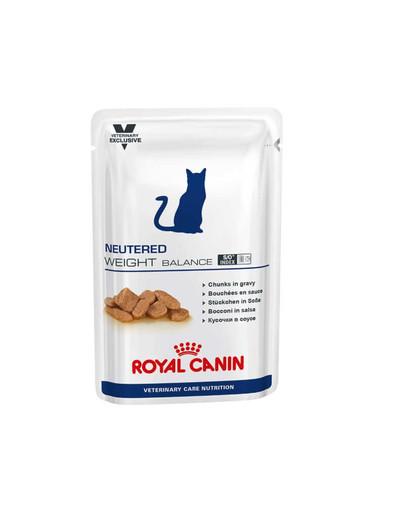 ROYAL CANIN Feline Neutered Weight Balance 12 x 100 g Nassfutter