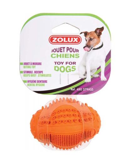 ZOLUX Hundespielzeug aus Kautschuk, Ballon, 8 cm