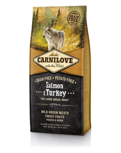 CARNILOVE Dog Adult Large Breed Salmon & Turkey 1,5 kg