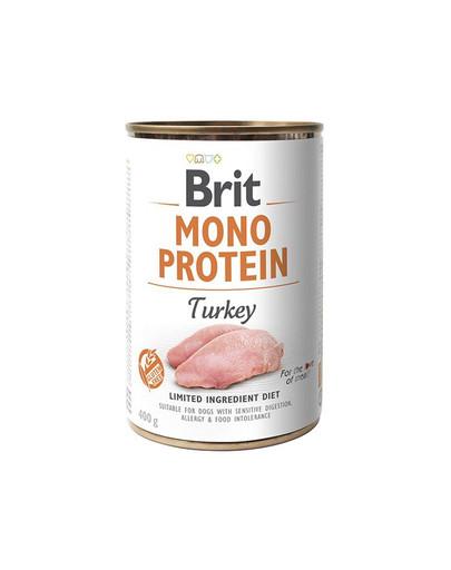 BRIT Mono protein turkey 400 g 47772