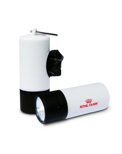 ROYAL CANIN Taschenlampe mit einem Behälter für Taschen 48420