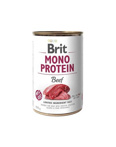 BRIT Mono protein beef 400g 47938