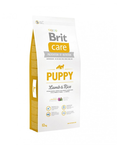 BRIT Care Puppy Lamb&Rice 1kg