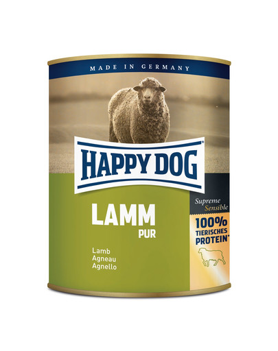 HAPPY DOG Lamm Pur 400 g