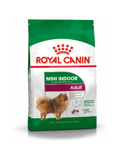 ROYAL CANIN Mini Indoor Adult 1.5 kg