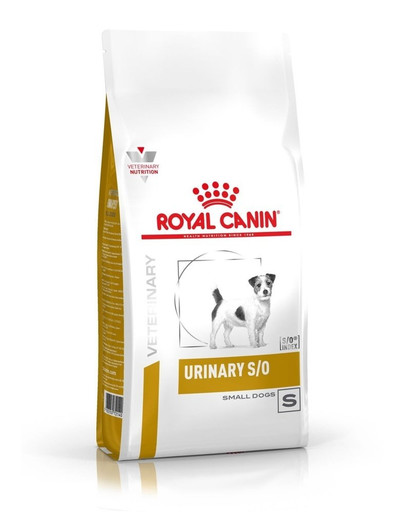 ROYAL CANIN URINARY S/O SMALL DOG 8 kg