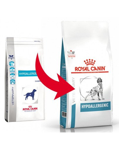 ROYAL CANIN HYPOALLERGENIC CANINE 7 kg