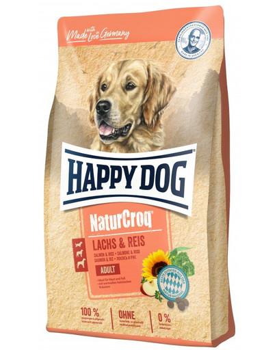 HAPPY DOG NaturCroq Lachs & Reis 12 kg 50582