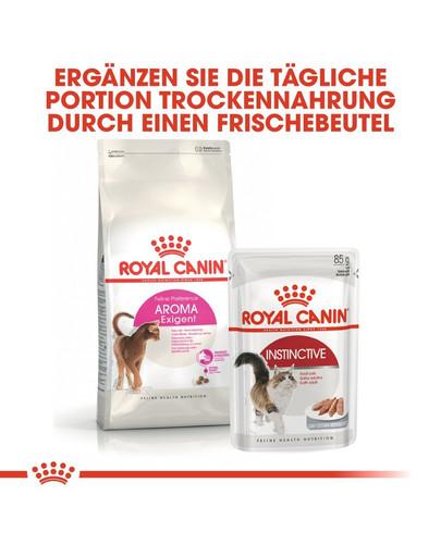 ROYAL CANIN AROMA EXIGENT Trockenfutter für wählerische Katzen 10 kg