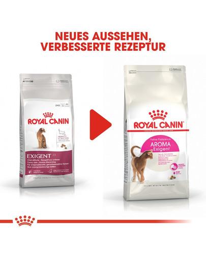 ROYAL CANIN AROMA EXIGENT Trockenfutter für wählerische Katzen 2 kg
