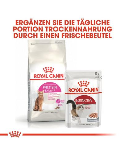 ROYAL CANIN PROTEIN EXIGENT Trockenfutter für wählerische Katzen 2 kg
