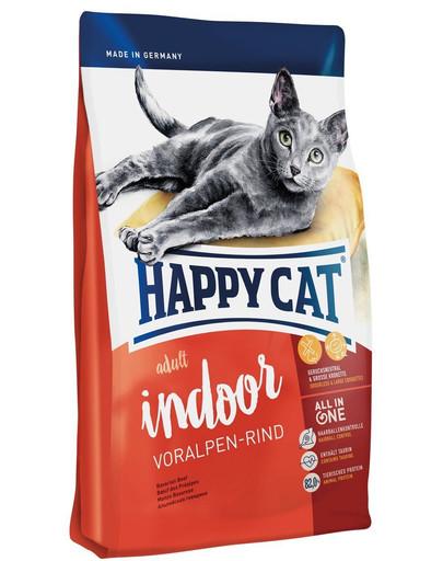 HAPPY CAT Indoor Voralpen-Rind 1,4 kg