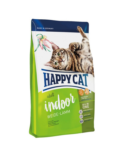 HAPPY CAT Indoor Adult Weide-Lamm 1,4 kg