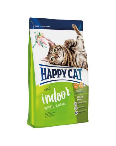 HAPPY CAT Indoor Adult Weide-Lamm 4 kg