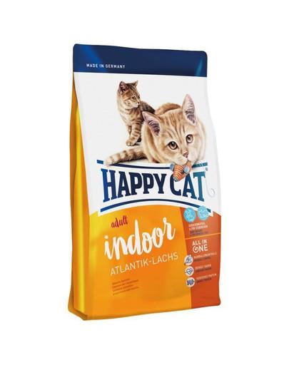 HAPPY CAT Indoor Adult Atlantik-Lachs 10 kg