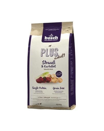 BOSCH PLUS ADULT Strauß & Kartoffel 1 kg