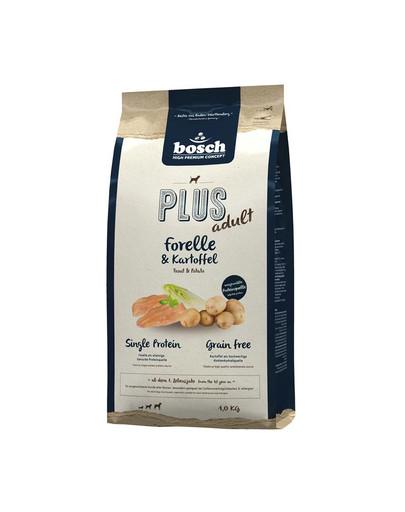 BOSCH PLUS Adult Forelle & Kartoffel 1 kg