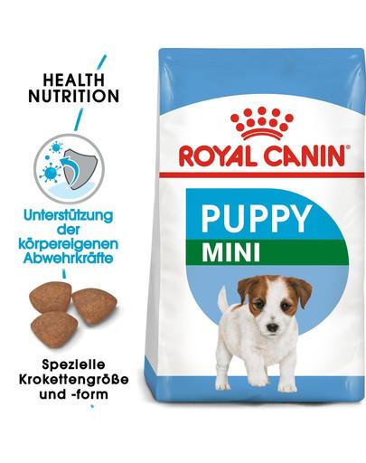 ROYAL CANIN MINI Puppy Welpenfutter trocken für kleine Hunde 2 kg