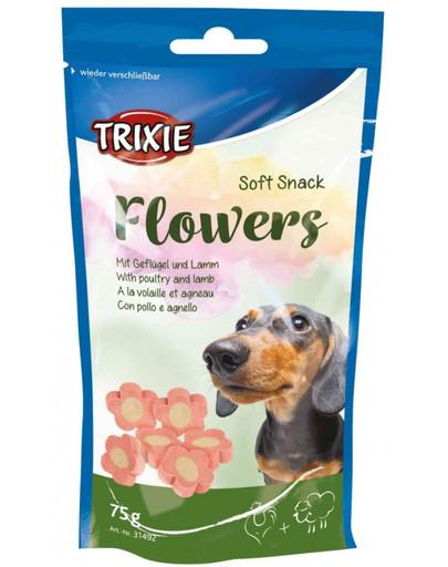 TRIXIE  Soft Snack Flowers  75 g