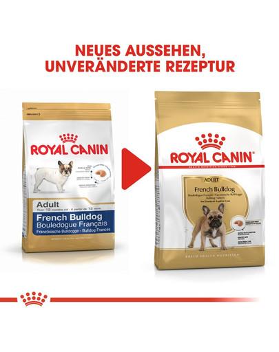 ROYAL CANIN French Bulldog Adult Hundefutter trocken für Französische Bulldoggen 3 kg