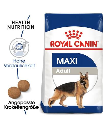 ROYAL CANIN MAXI Adult Trockenfutter für große Hunde 15 kg