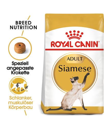 ROYAL CANIN Siamese Adult Katzenfutter trocken 400 g