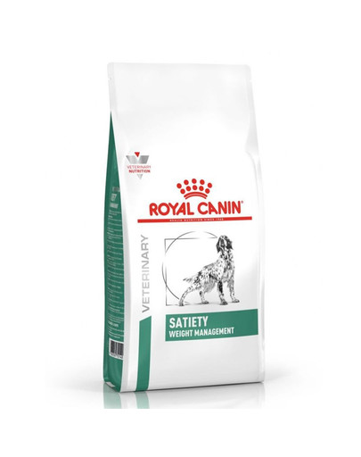 ROYAL CANIN SATIETY WEIGHT MANAGEMENT CANINE 1.5 Kg
