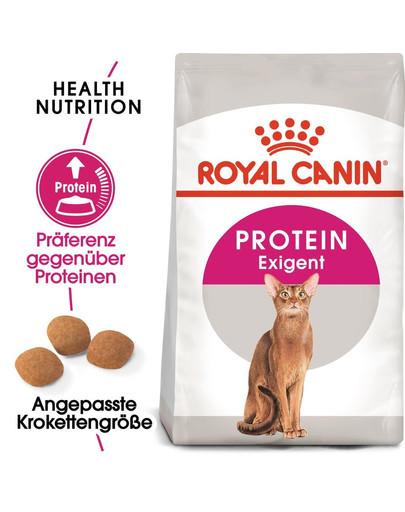 ROYAL CANIN PROTEIN EXIGENT Trockenfutter für wählerische Katzen 400 g