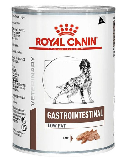 ROYAL CANIN GASTRO INTESTINAL LOW FAT CANINE  410 g