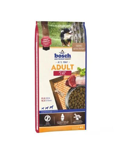 BOSCH Adult Lamb & Rice 1 kg