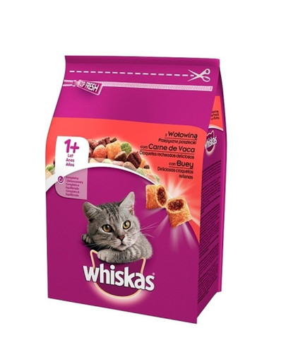 WHISKAS Adult Rind 14 x 300 g