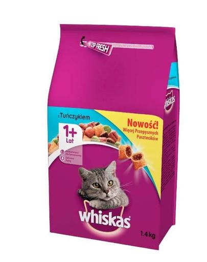 WHISKAS Tuna Katzenfutter 1.4kg x 6 35521
