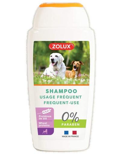 ZOLUX Shampoo für alle Hunde, häufig, ohne Paraben, 250 ml 47589